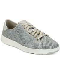 Cole Haan - Grandpro Tennis Stitchlite Sneakers - Lyst