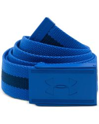 Under Armour - Men's Customizable Cotton Belt - Lyst