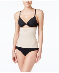 Miraclesuit - Extra Frim Control Sexy Sheer Shaping Waist Cincher 2786 - Lyst
