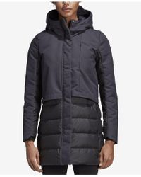 adidas - Climawarm® Water-repellent Down Parka - Lyst