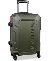 """Timberland - Boscawen 21"""" Carry-on Lightweight Hardside Spinner Suitcase - Lyst"""