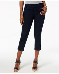 Style & Co. - Petite Avery Cropped Jeans, Created For Macy's - Lyst