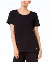 Hue - French Terry Pyjama T-shirt - Lyst