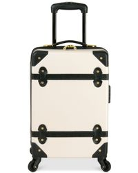 """Diane von Furstenberg - Adieu 18"""" Carry On Hardside Spinner Suitcase - Lyst"""