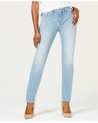 Lee Platinum - 360 Defy Stretch Skinny Jeans, Created For Macy's - Lyst
