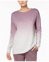 Alfani | Dip-dyed Pajama Top | Lyst
