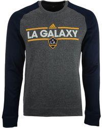 adidas - La Galaxy Dassler Local Crew Sweatshirt - Lyst