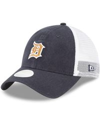 KTZ - Detroit Tigers Trucker Shine 9twenty Cap - Lyst