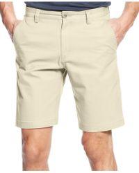 Cutter & Buck - Big And Tall Beckett Flat-front Shorts - Lyst
