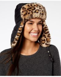 INC International Concepts - I.n.c. Faux-fur Trapper Hat, Created For Macy's - Lyst