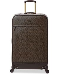 """CALVIN KLEIN 205W39NYC - Mulberry 29"""" Softside Spinner Suitcase - Lyst"""