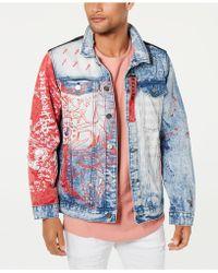 Reason - Worldwide Denim Jacket - Lyst