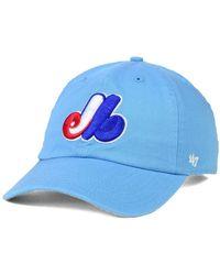online retailer 51c6b 9c863 Brixton Montreal Cap in Black for Men - Lyst