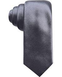 Alfani - Solid Silk Slim Tie, Created For Macy's - Lyst