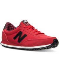 New Balance | Women's 410 Casual Sneakers From Finish Line | Lyst