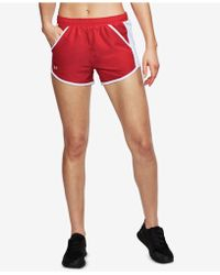 Under Armour - Fly By Training Shorts - Lyst