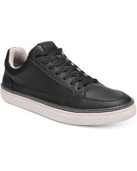 Dr. Scholls - Trent Ii Lace-up Leather Sneakers - Lyst