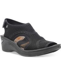 Bzees - Dream Wedge Sandals - Lyst