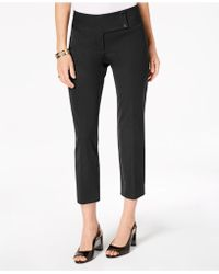 Alfani - Cropped Slim-leg Pants, Created For Macy's - Lyst