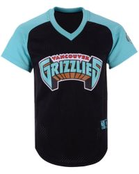 11ed5165 Mitchell & Ness - Vancouver Grizzlies Final Seconds Mesh V-neck Jersey -  Lyst