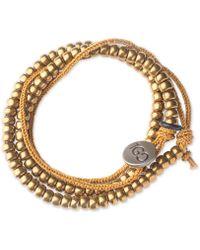 100 Good Deeds - Bronze Bracelet - Lyst