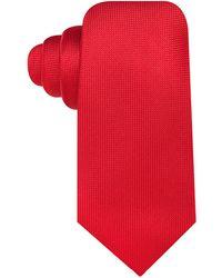 Countess Mara - Pique Solid Tie - Lyst