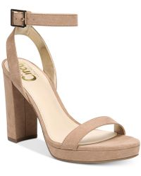 Circus by Sam Edelman - Annette Dress Sandals - Lyst
