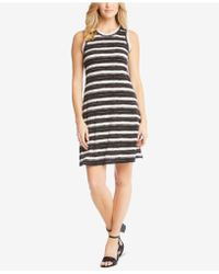 Karen Kane - Striped Pullover Dress - Lyst