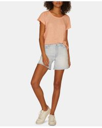 Sanctuary - Endless Summer Bermuda Jean Short - Lyst