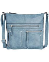 INC International Concepts - Riverton Large Crossbody, Created For Macy's - Lyst