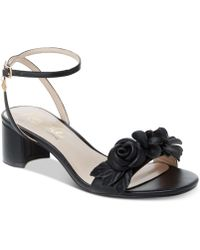 Nanette Lepore - Nanette By Donna Dress Sandals, Created For Macy's - Lyst