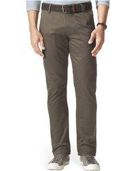 Dockers - Slim-fit Alpha Khaki Pants - Lyst