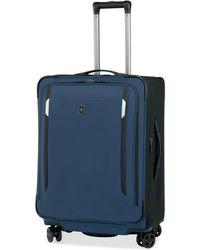 "Victorinox - Werks Traveller 5.0 24"" Dual Caster Spinner Suitcase - Lyst"