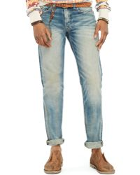 Denim & Supply Ralph Lauren - Men's Slim-fit Lockwood-wash Jeans - Lyst
