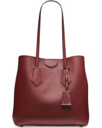 4226fa2ef11 DKNY - Sullivan Leather Tote, Created For Macy s - Lyst