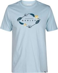 Hurley - On The Vine Graphic T-shirt - Lyst