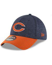 official photos 2842e 6ea31 KTZ Nfl 15 Sidelines 3930 Chicago Bears Cap in Blue for Men - Lyst