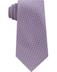 Michael Kors | Men's Woodland Geo Silk Tie | Lyst