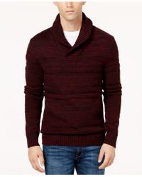 American Rag - Men's Mix Stretch Sweater - Lyst