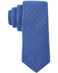 Con.struct - Con.struct Men's Geometric Slim Tie - Lyst