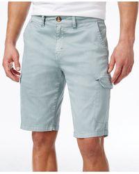 Ezekiel - Men's Explorer Cargo Shorts - Lyst