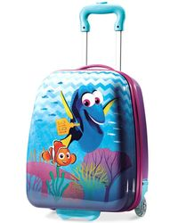 """Disney - Finding Dory 18"""" Hardside Rolling Suitcase By American Tourister - Lyst"""
