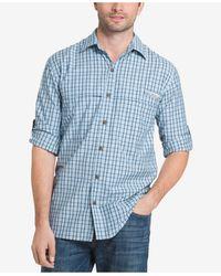 G.H.BASS - Explorer Survivor Point Collar Long Sleeve Fishing Shirt - Lyst