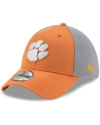 big sale 6044f 9fa92 KTZ Clemson Tigers High Risk 59fifty Cap in Gray for Men - Lyst