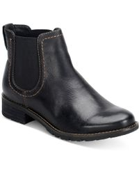 Söfft - Selby Pull-on Booties - Lyst