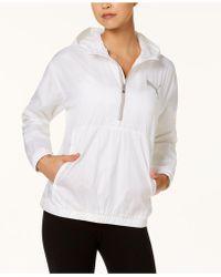 PUMA - Spark Half-zip Hooded Jacket - Lyst