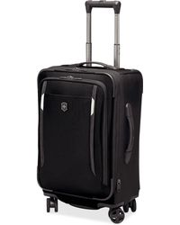 "Victorinox - Werks Traveller 5.0 22"" Carry-on Dual Caster Spinner Suitcase - Lyst"
