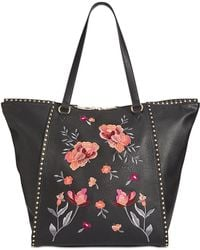 INC International Concepts - Hazell Floral Extra-large Tote, Created For Macy's - Lyst