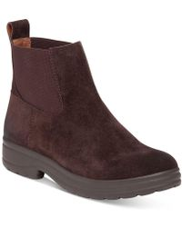 Lucky Brand - Women's Gabee Pull-on Booties - Lyst