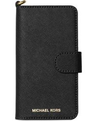 Michael Kors - Iphone 7 Tab Folio Case - Lyst